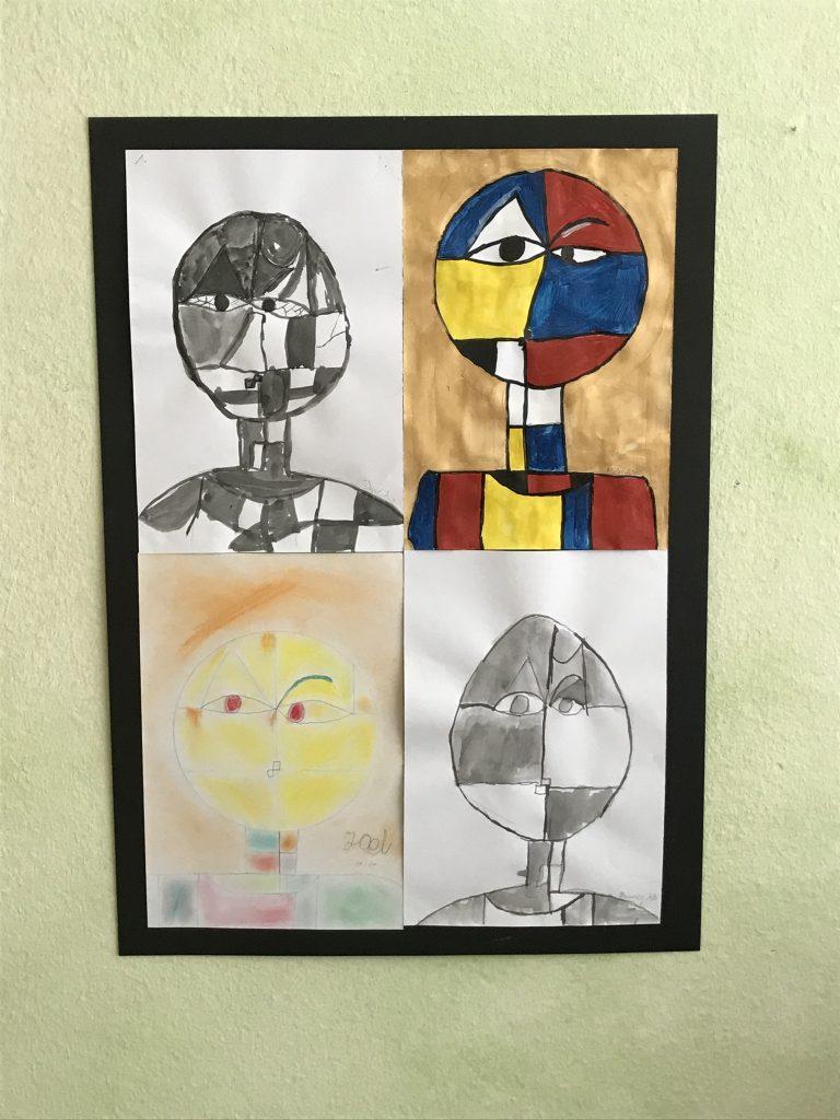 """""""Kunst gibt nicht das Sichtbare wieder, sondern macht sichtbar."""" Paul Klee"""